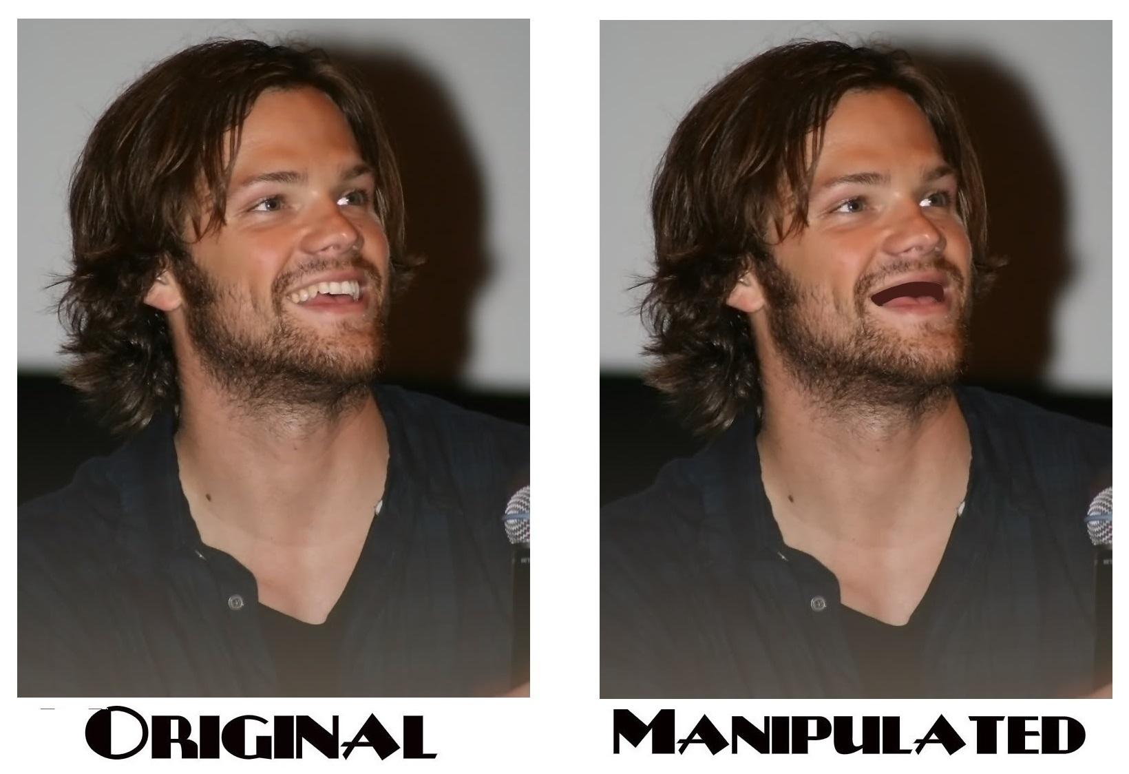 Jared Padalecki Laugh ...